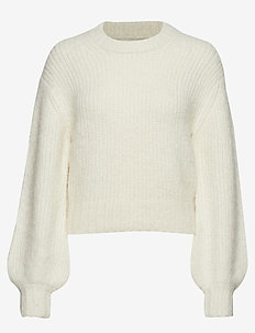 Abby crew neck 11144 - CLEAR CREAM