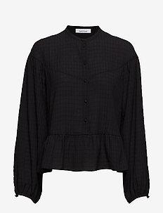 Rhonda blouse 11156 - BLACK