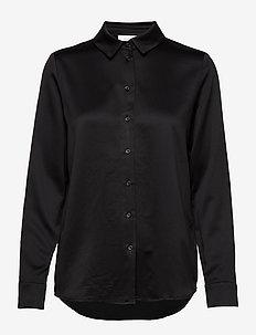 Milly np shirt 11158 - BLACK