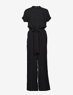 Kimberly jumpsuit 8325 - BLACK