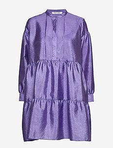 Margo shirt dress 11244 - robes chemises - aster purple