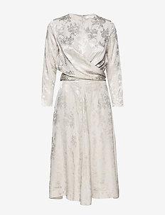 Ono dress 11333 - SILVER CLOUD