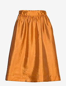 Hall skirt 11244 - HONEY GINGER