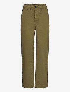Tournon trousers 11303 - uitlopende broeken - air khaki