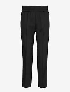 Smilla trousers 11202 - raka byxor - black