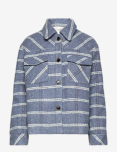Leonie jacket 11289 - ZEN BLUE CH.