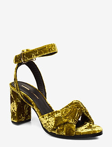 Adja heel 11342 - GOLDEN GREEN
