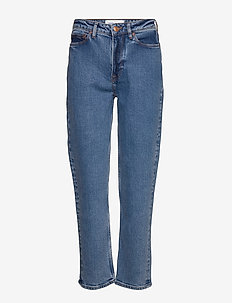 Marianne jeans 11354 - straight jeans - light ozone marble