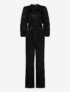 Harriet jumpsuit 11333 - buksedragter - black