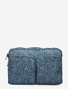 Bleecker bag aop 10832 - BLUE TWIGGY