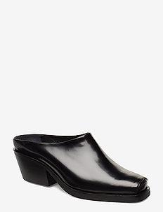 Aali mule 9648 - mules & slipins - black