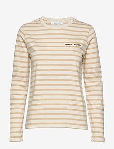 Hekla t-shirt ls st 11448 - CROISSANT ST.