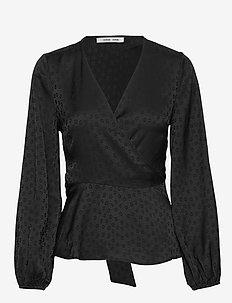 Veneta blouse 11459 - BLACK
