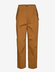 Ivalu trousers 11404 - raka byxor - monks robe