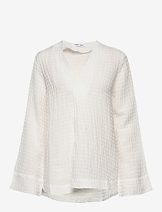 Juta blouse 11456 - WARM WHITE