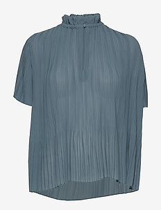 Lady ss blouse 6621 - BLUE MIRAGE