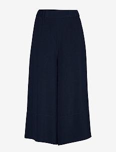 Luella trousers 10654 - hosen mit weitem bein - night sky