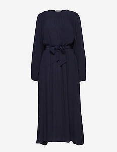Kaia long dress 10458 - maxi jurken - night sky