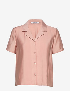 Joni ss shirt 11465 - MISTY ROSE