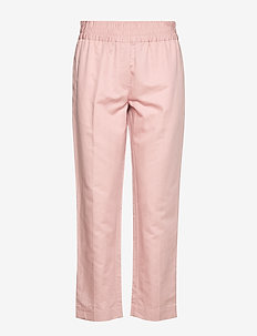 Smilla trousers 10933 - raka byxor - misty rose