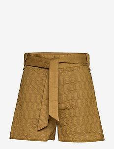 Joseline shorts 11453 - casual szorty - green khaki