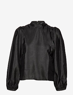 Harriet blouse 11244 - BLACK