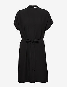 Kimberly ss dress 8325 - korte kjoler - black