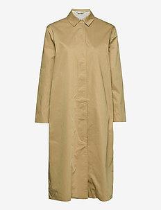 Minoux coat 12681 - lette frakker - croissant
