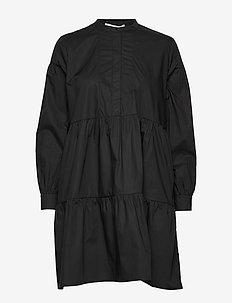 Margo shirt dress 11332 - BLACK
