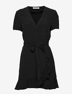 Linetta dress 10056 - BLACK
