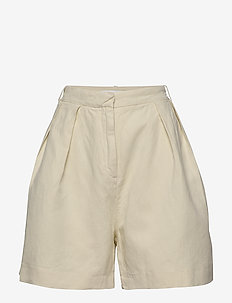 Maud shorts 12659 - casual shorts - warm white
