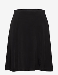 Cornea short skirt 10908 - midi skjørt - black