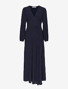 Cindy l dress 10056 - maxiklänningar - night sky