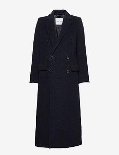 Falcon coat 11104 - wełniane płaszcze - sky captain