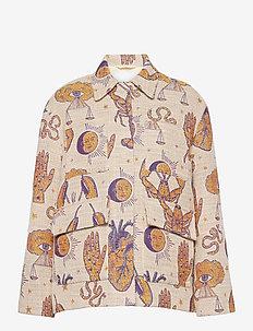 Kamari jacket 12849 - leichte jacken - tarot tapestry