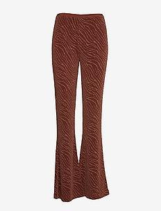 Camoua trousers 12821 - hosen mit weitem bein - strata