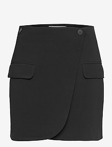 Citrine skirt 10654 - kurze röcke - black