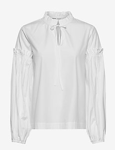 Maia shirt 11468 - long-sleeved shirts - white