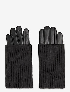 Sera glove 12892 - gloves - black
