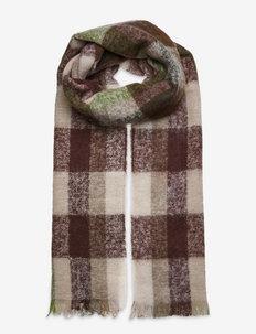 Corunda scarf 12873 - Écharpes d'hiver - green multi ch.