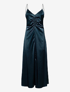 Gila long dress 9697 - midi-kleider - midnight navy