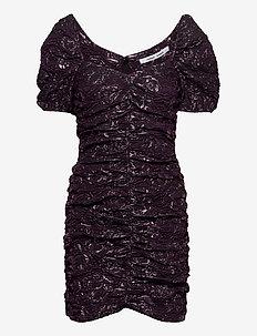 Girasol dress 12905 - korte kjoler - purple jasper