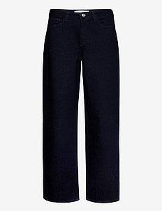 Buibui trousers 12900 - szerokie dżinsy - indigo