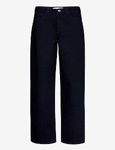 Buibui trousers 12900 - pantalons larges - indigo