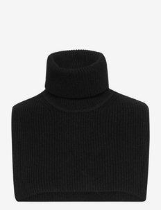 Flinti turtle scarf 12758 - cache-cou - black