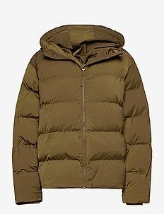 Sera jacket 12891 - gewatteerde jassen - dark olive