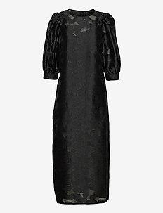 Celestina long dress 12939 - kveldskjoler - black