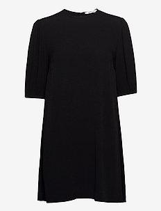 Aram ss dress 12949 - vardagsklänningar - black