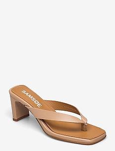 Brial sandal 11399 - højhælede sandaler - croissant
