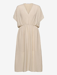 Andina long dress 12697 - sommerkjoler - quicksand